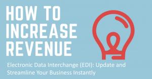 Electronic Data Interchange or EDI