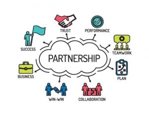 Business Process Automation partnership