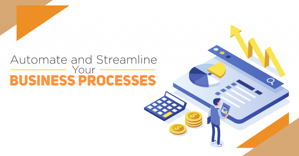 automated business processing
